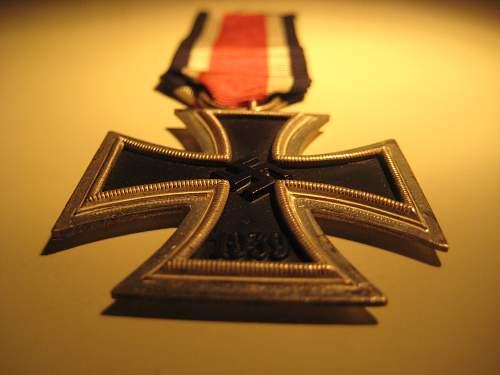 Eisernes Kreuz 2nd Klasse.