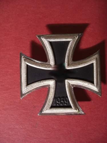 Threaded EK1 1939