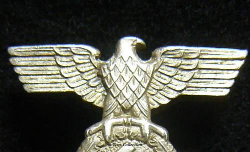 '39 spange 2nd class id