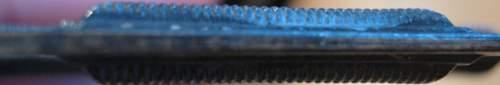 Ritterkreuz soldering