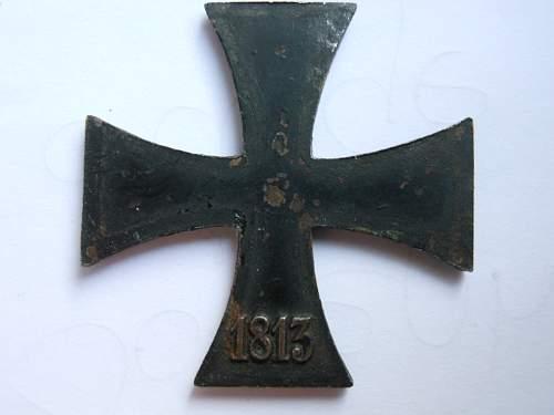 EK II 93 thats been through the wars