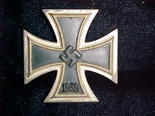 Eisernes Kreuz 1 class # 2 out of 4