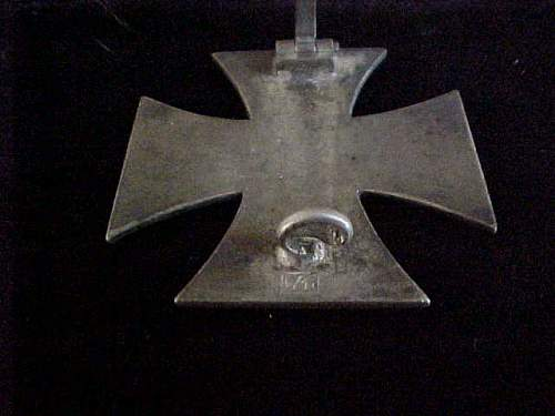 Eisenes Kreuz 1 Klasse # 4