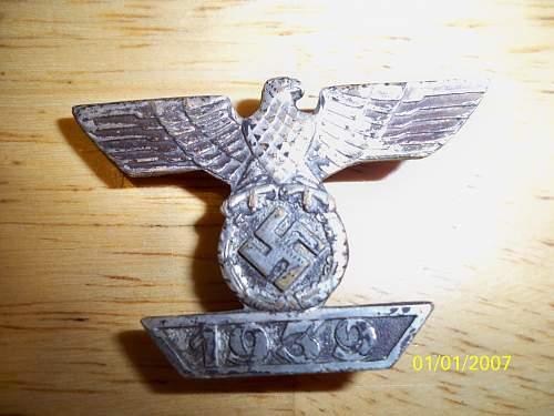 1939 1st class spangen help