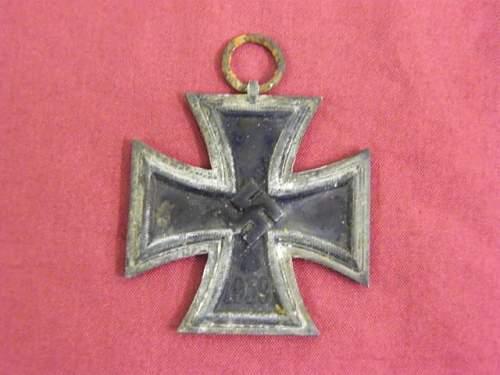 salty Eisernes Kreuz.