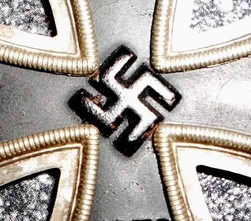 Eisernes Kreuz 2. Klasse.