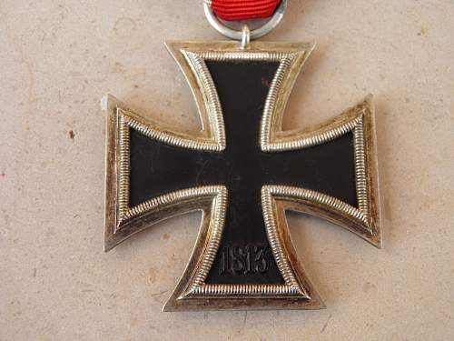 Eisernes Kreuz 2. Klasse opinions.