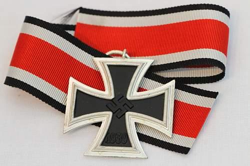 Deumer Eisernes Kreuz 2nd class
