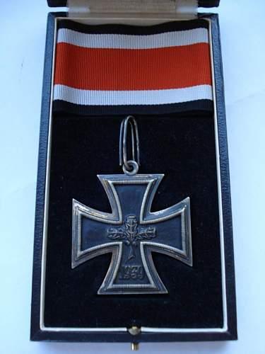 1957 Ritterkreuz.