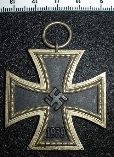 New Eiserne Kreuz 2. Klasse mm 6