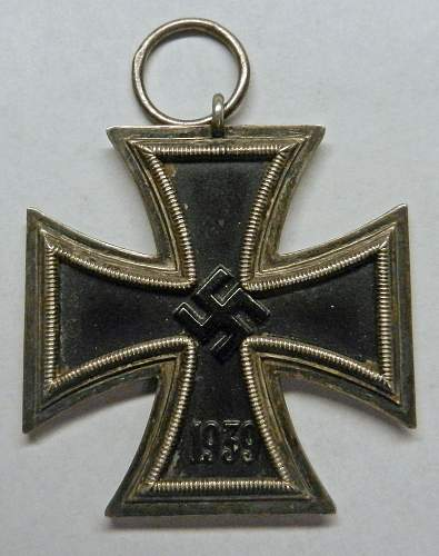 Eisernes Kreuz 2. Klasse, '86' for review
