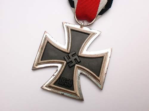 Eisernes Kreuz 2. klasse mm '13'