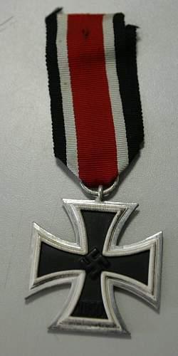 Eisernes kreuz II Klasse original?
