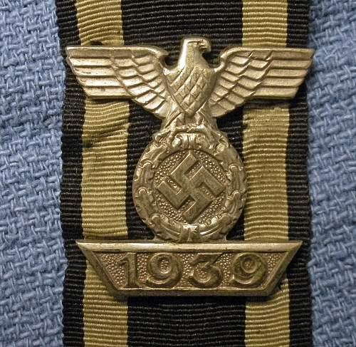 1939 Spange to EK2