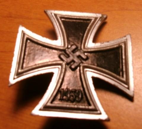 Original Eisernes Kreuz 1. Klasse.?
