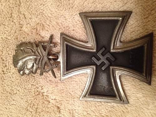 Ritterkreuz?