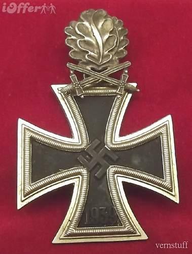 Click image for larger version.  Name:german-nazi-knight-s-cross-l-12-marked-set-no-ribbon-53d7.jpg Views:465 Size:83.7 KB ID:353734