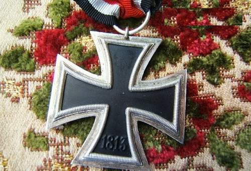 Original Iron cross, Eisernes Kreuz 1939 2nd Class and WW1 Eiseners Kreuz???