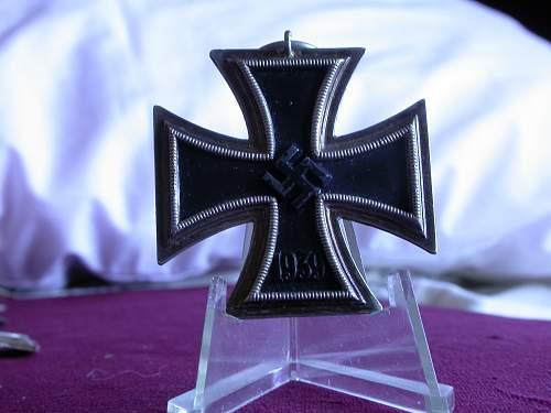 Eisernes Kreuz 2 Klasse mm 75