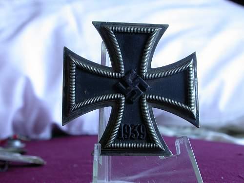 Eisernes Kreuz 1 Klasse mm 65