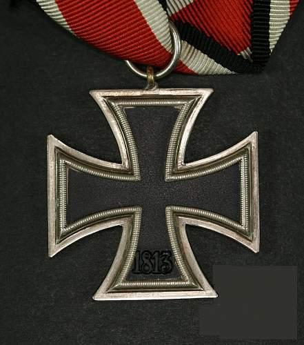 Eisernes Kreuz 2. Klasse : 'Junker'