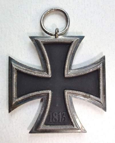Eisernes Kreuz 2. Klasse mm109