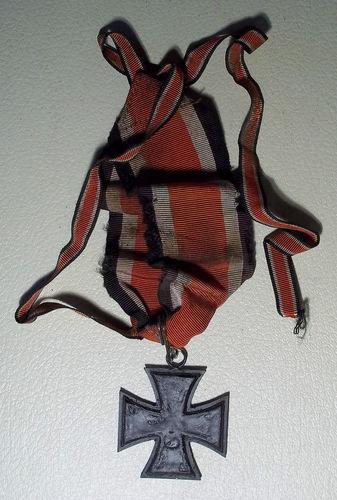 EK2 'Ritterkreuz' on ebay.