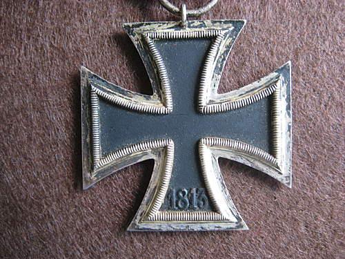 My Eisernes Kreuz collection