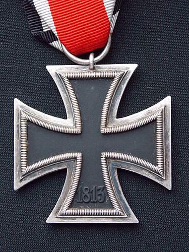 First Medals- EK2.