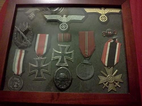 "Eisernes Kreuz 1. Klasse ""26"" FOR REVIEW"