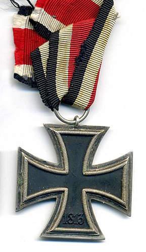 Click image for larger version.  Name:Eisernes Kreuz 2. Klasse UM 2.jpg Views:26 Size:221.5 KB ID:396262