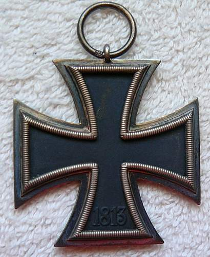 Eisernes Kreuz 2.Klasse original or not?