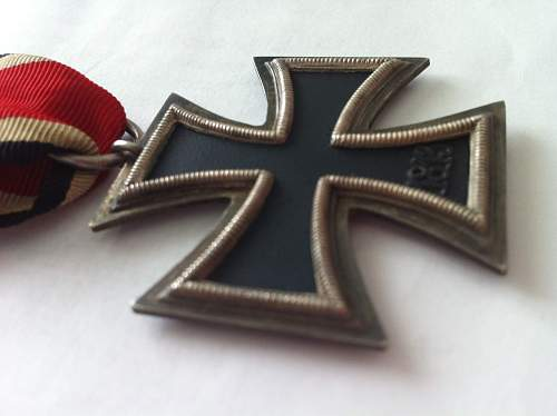 Eisernes Kreuz 2.Klasse - maker?