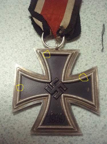 Eisernes Kreuz 2.Klasse - fake or real