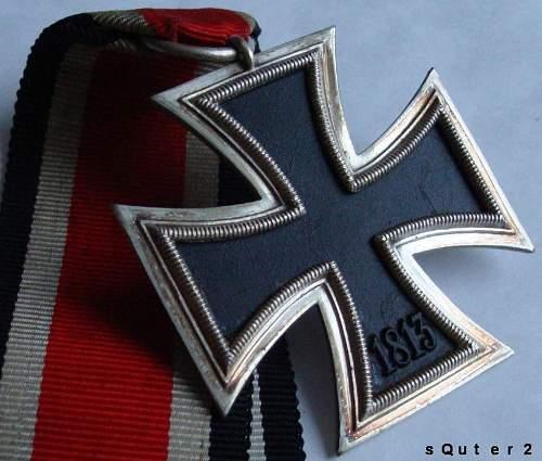 Eisernes Kreuz EK II 1939 orignal or fake?