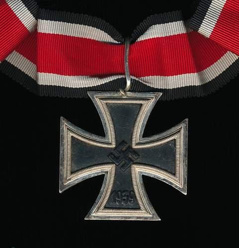Ritterkreuz des Eisernen Kreuzes EK2 varijant