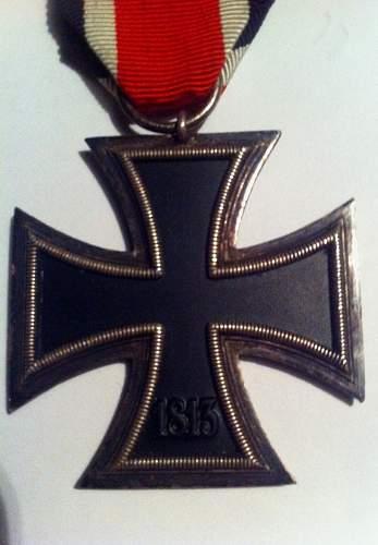 Thoughts of Eisernes Kreuz 2.Klasse.