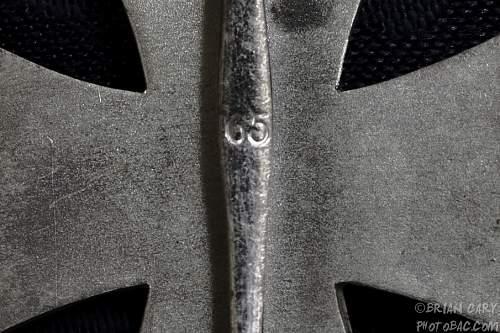 Eisernes Kreuz 1. Klasse Klein u. Quenzer