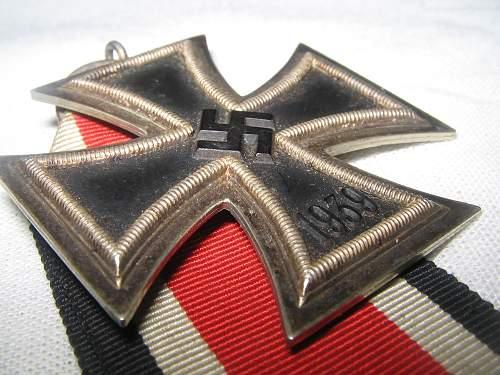 2 more EKII from German veteran estate sales