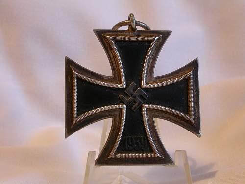 Eisernes Kreuz 2 Klasse W&L