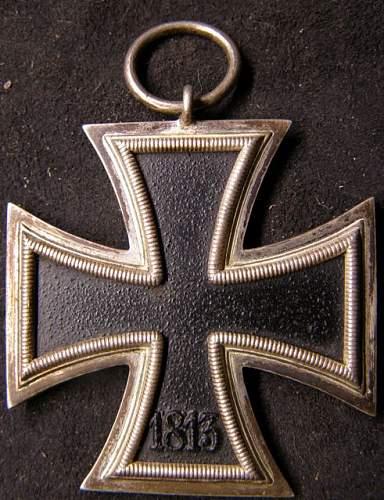 Eisernes Kreuz 2. Klasse, L/11, Deumer