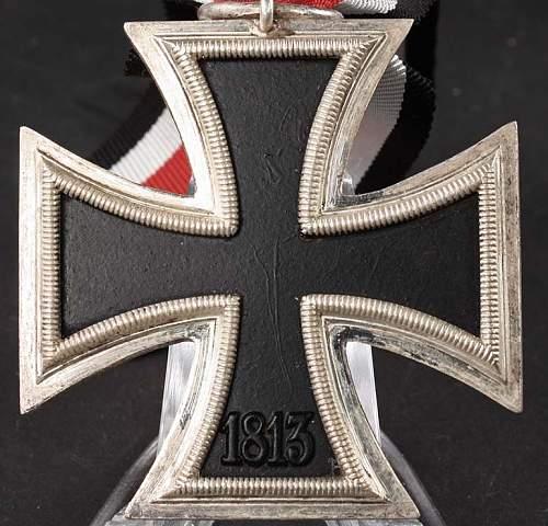 Eisernes Kreuz 2. Klasse - maker again?