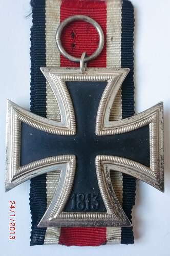 Eisernes Kreuz 2. klasse mm '15'