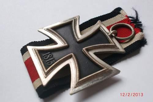 Eisernes Kreuz 2. klasse mm '24'