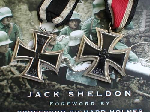 WWI Iron Cross post-war