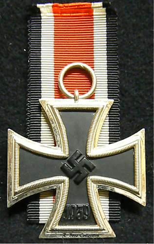 Eisernes Kreuz 2. Klasse, Paulman & Crone