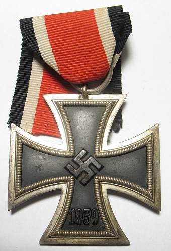 Eisrnes Kreuz 2. Klasse