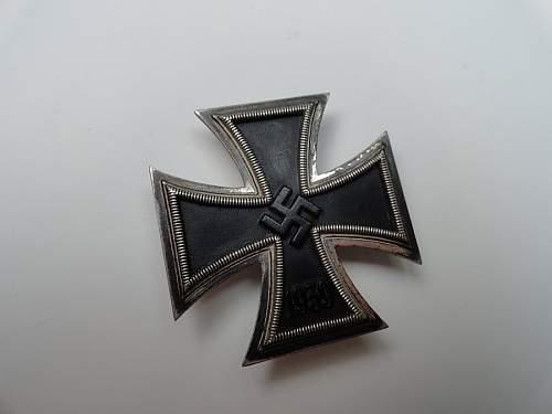 Engraved EK1