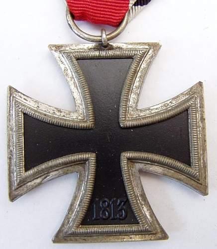 Eisernes Kreuz 2. Klasse - unmarked