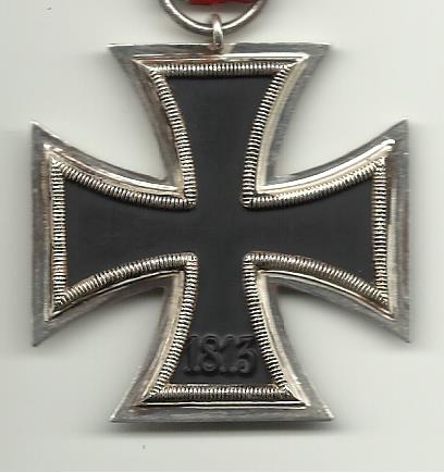 Unmarked Eisernes Kreuz 2.Klasse.